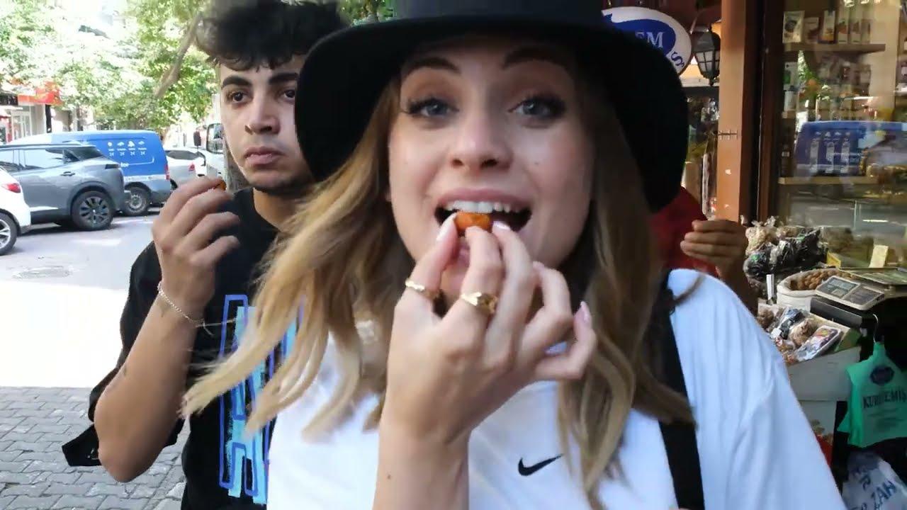 Download ALFABETİK YEMEK CHALLENGE! / Cemre Solmaz , BerkeJuan , KürşatJuan