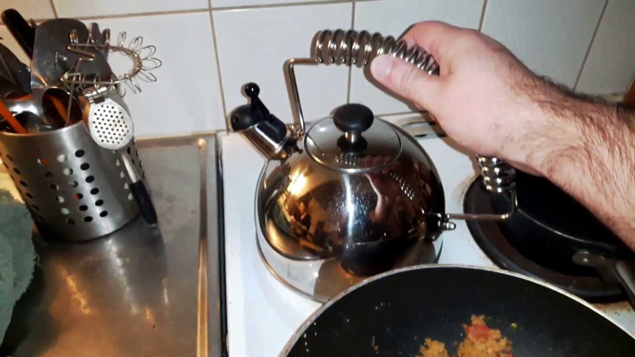 kettle dildo Tea
