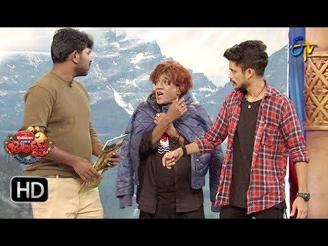 Raising Raju Performance   Jabardasth   22nd November 2018   ETV  Telugu