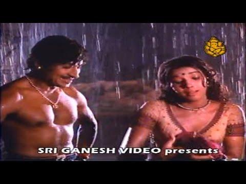 Raja Nanna Raja || Tanuvu Manavu (Rain Version) || Dr. Rajkumar,Arathi || Kannada
