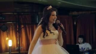 Песня невесты Насти подарок жениху Творческая студия Искус Иркутск