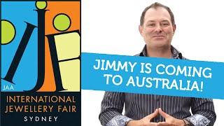 Two Minutes with Jimmy & Jeweller: See you in Australia!