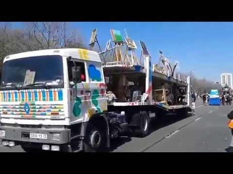 Carnaval de Marseille 2015