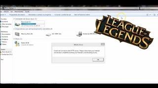 *SOLUCIÓN RADS ERROR SOLUTION* | League of Legends | 2016