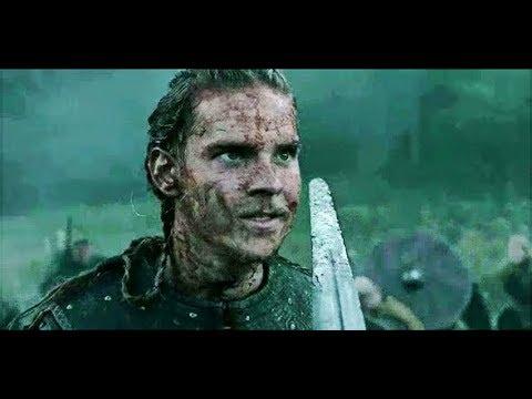 Vikings 5x10 - Ubbe almost kills Hvitserk