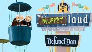 Muppetland: The Disneyland Invasion That Almost Happened