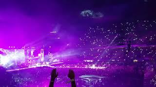 Coldplay Viva la vida live in Milano 2017