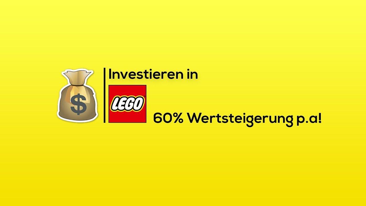 In Lego Investieren