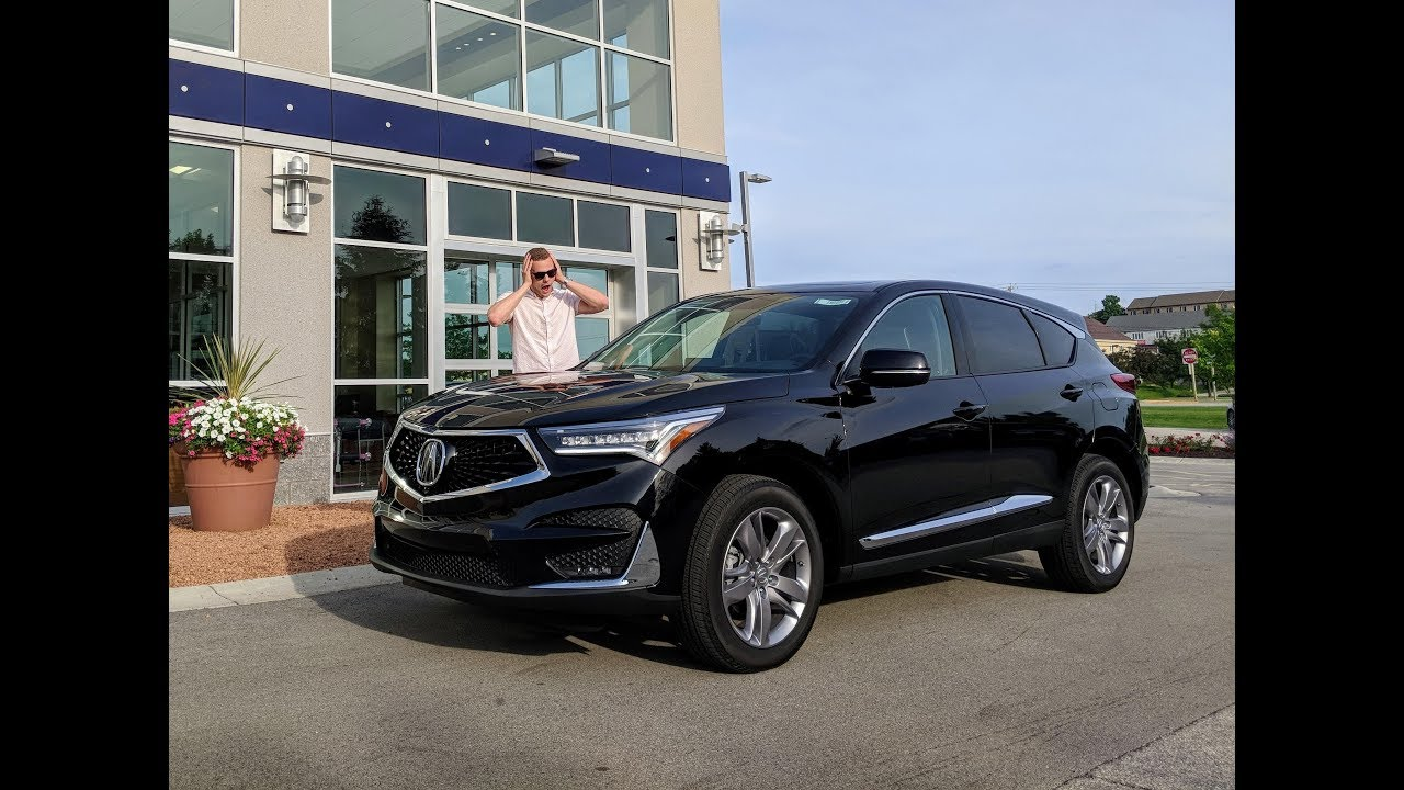 2019 Acura RDX - Precision Crafted German Slayer