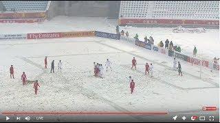 HIGHLIGHT HIỆP 1 | u23 vietnam vs u23 uzbekistan (1-1) | TRỰC TIẾP BÓNG ĐÁ U23 Châu Á 2018