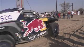 Dakar 2021 - the cars fighters