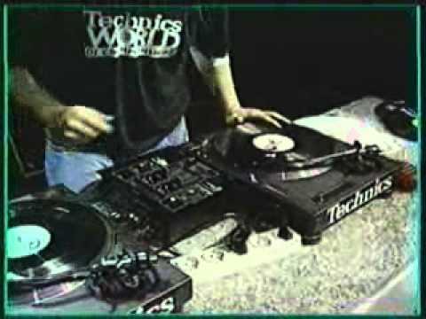 DMC world 1996 - DJ CRAZY B