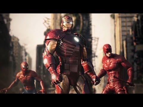 """NEW AVENGERS GAME""   Development Details   ""SPIDER-MAN PS4"" Just the Beginning?"