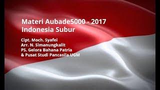 GBP AUBADE 2017 | Indonesia Subur