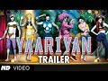Yaariyan Theatrical Trailer (official) | Himansh Kohli, Rakul Preet, Nicole Faria, Dev Sharma video