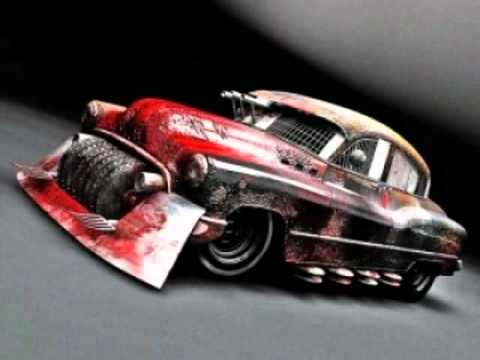 funny halloween car and truck decorations