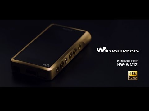 Sony Signature Series Walkman® NW-WM1Z Official Product Video