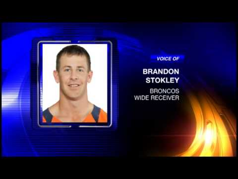Brandon Stokley Talks About His Special Relationship With His Father Nelson