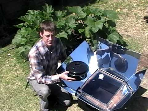 How To Use the Global Sun Oven