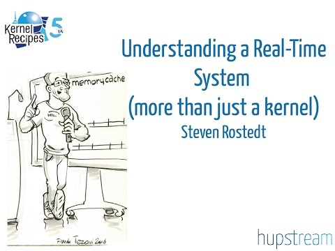 Kernel Recipes 2016 - Understanding a Real-Time System (more