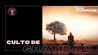 CULTO DE GRATIDÃO DAS MULHERES DAS AMÉRICAS (SAF)  |  Rev. Jr Vargas