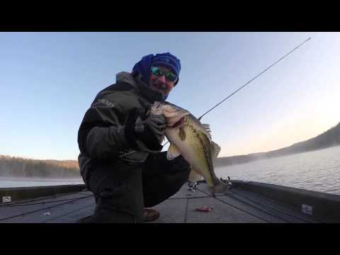 GoPro: Jeff Kriet Day 3 Table Rock Catches