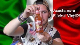Elixirul Vietii ! Din Italia San Bitter Emozioni Fructul Pasiunii Sanpellegrino #180