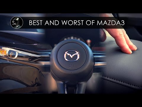 The Best and Worst Things About the Mazda3