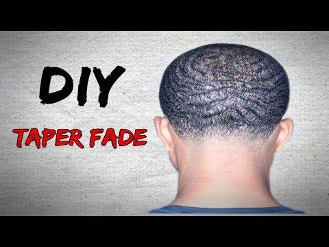 taper-fade-haircut-tutorial- -cut-your-own-hair-(2018)