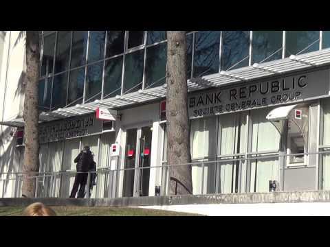 Bank Republic Société Générale Group / ბანკი რესპუბლიკა [ 71 Vazha Pshavela, Tbilisi, Georgia ]