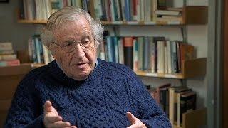 Ноам Хомский: 'Мир мчится к пропасти'