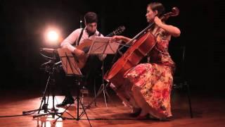 Nadège Rochat & Rafael Aguirre - Asturiana (Manuel de Falla)