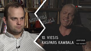 INTERVIJA TUMSĀ / 10. EPIZODE / BOKSERIS UN BIJUŠAIS BASKETBOLISTS KASPARS KAMBALA