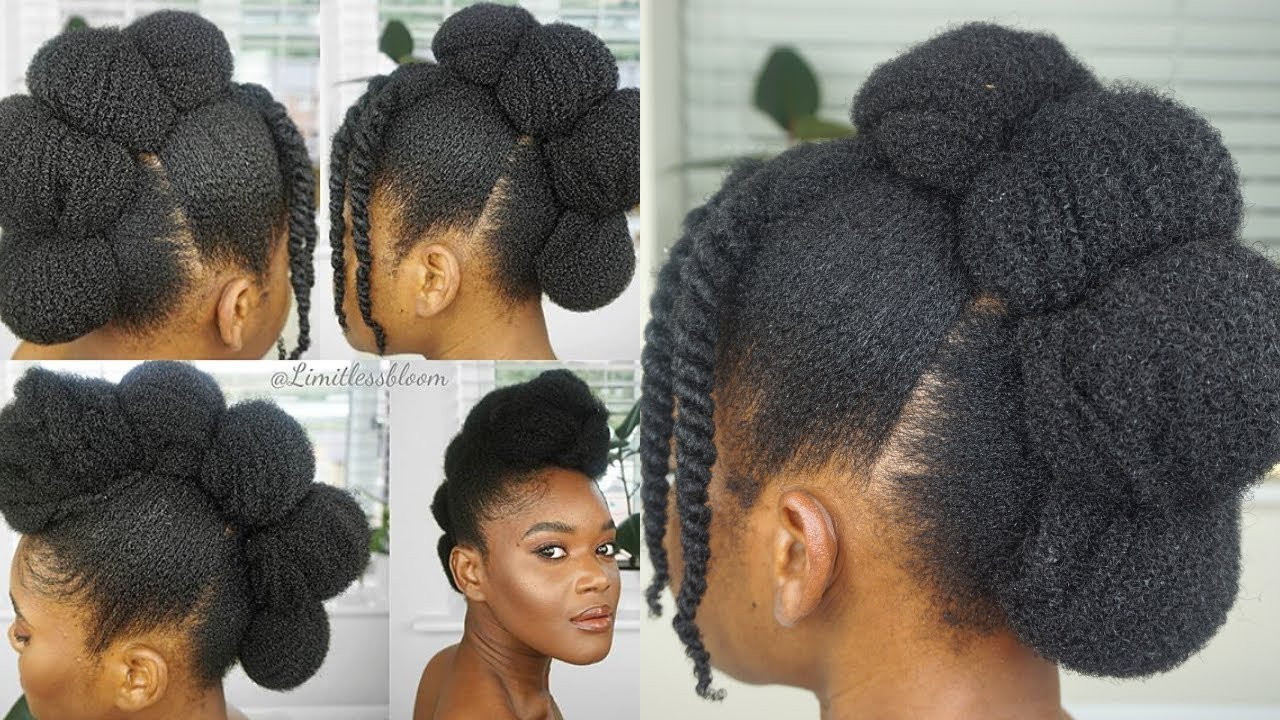 15 Beautiful Natural Hairstyles You Can Wear Anywhere   StayGlam