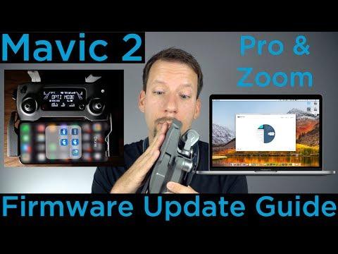 DJI Mavic 2 Firmware Update: GO App & DJI Assistant 2 [4K]