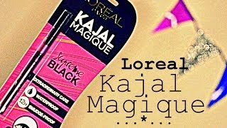 Loreal Kajal Magique review {Delhi Fashion Blogger}