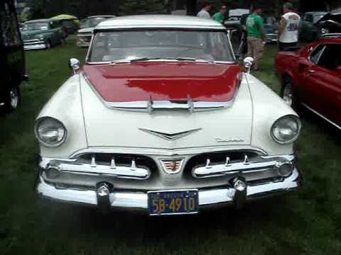1956 DODGE CUSTOM ROYAL,  ROYALTY AT IT