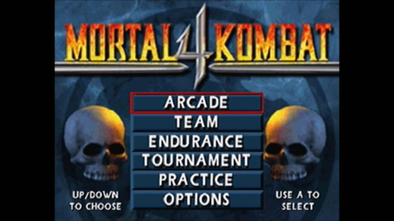 Mortal Kombat IV Soundtracks