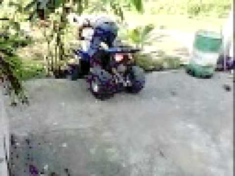 locos en motos