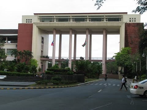 UP Diliman: Revisiting One`s Old Haunts