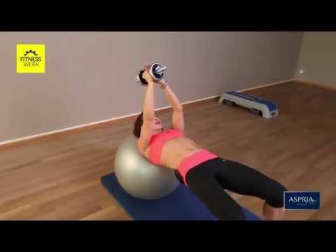 Pezziball Workout | Eileen Gallasch | Personal Trainer Berlin