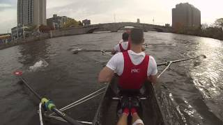 Head of the Charles,  Masters 8, Potomac Boat Club