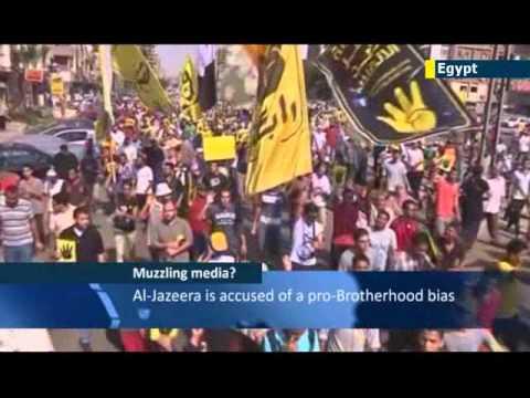 Al Jazeera Journalists Face Egypt Terror Charges: Cairo charges journalists with aiding 'terrorists'