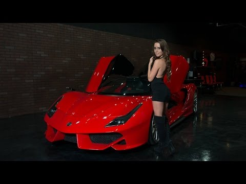 New ER W70 American Supercar is a LaFerrari Look Alike…or Not!