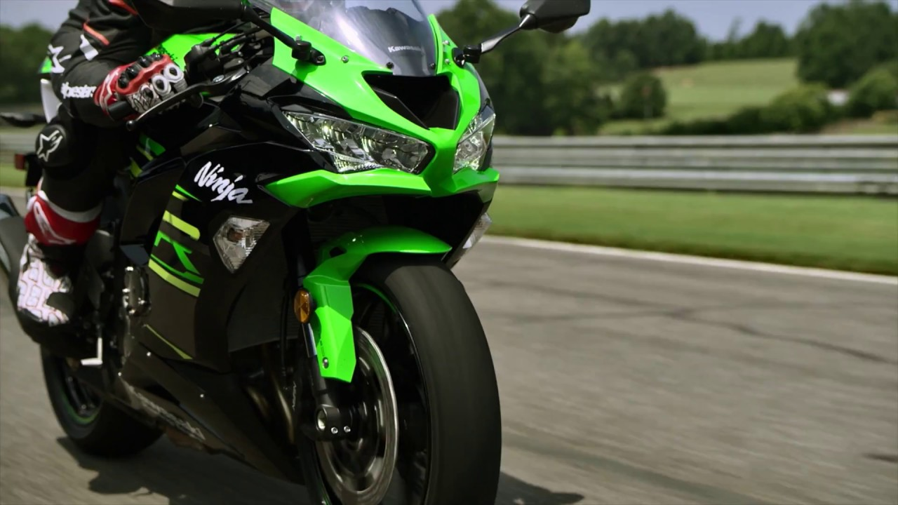New Kawasaki Ninja Zx 6r 2019 Full Specs Official Studio Video