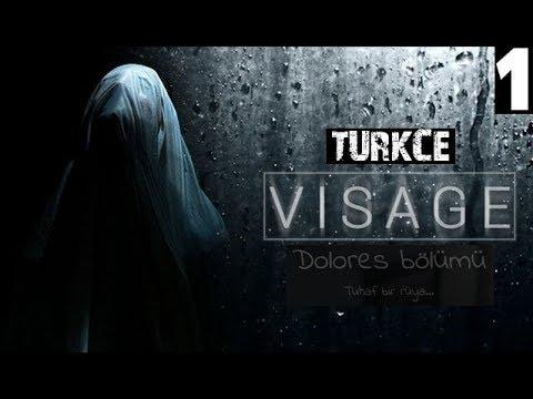 KİM KAPIYOR KARDEŞİM IŞIKLARI !! [VISAGE] TÜRKÇE BÖLÜM 1 (DOLORES BÖLÜMÜ) - Visage Gameplay