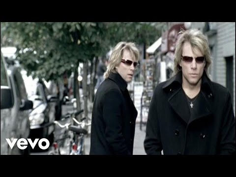 Bon Jovi-Welcome To Wherever You Are:歌詞+中文翻譯