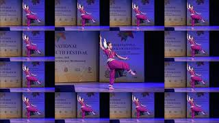 Magical Odisi Dance Performance in Anjali National Children and Youth Festival 2018