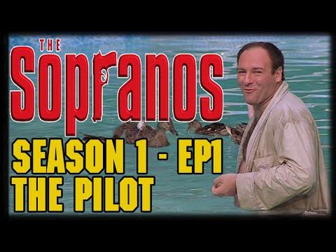 """The Sopranos Season 1 Episode 1 """"The Pilot"""" Recap and Review"""