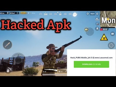 pubg-mobile-mod-apk+data-hacked-game